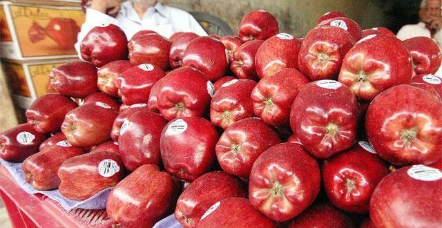 Import Duty on Apples