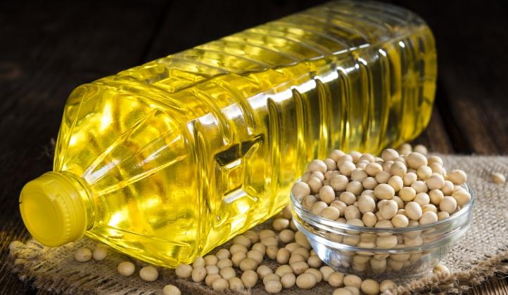 import duty on Soya bean oil