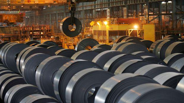 Minimum Import Price on steel