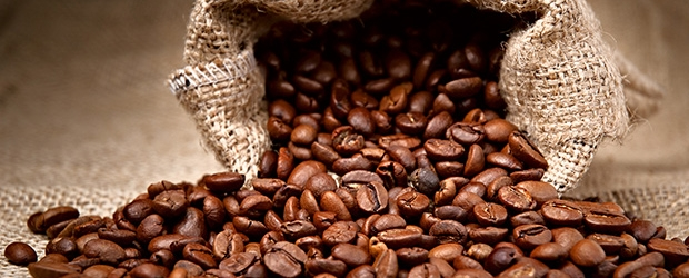 Robusta coffee export from India