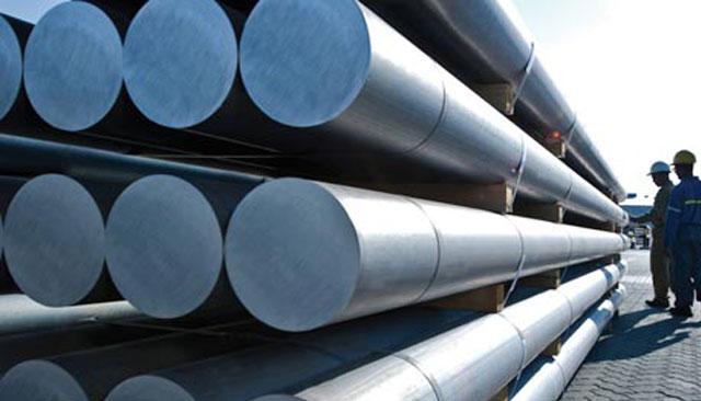 Aluminium import in india