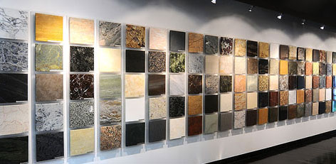 Import of marble
