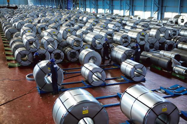 steel compressor